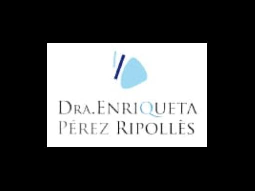 Dra. Enriqueta Pérez Ripollès